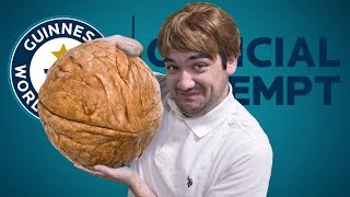 BUSTING NUTS • GUINNESS WORLD RECORDS