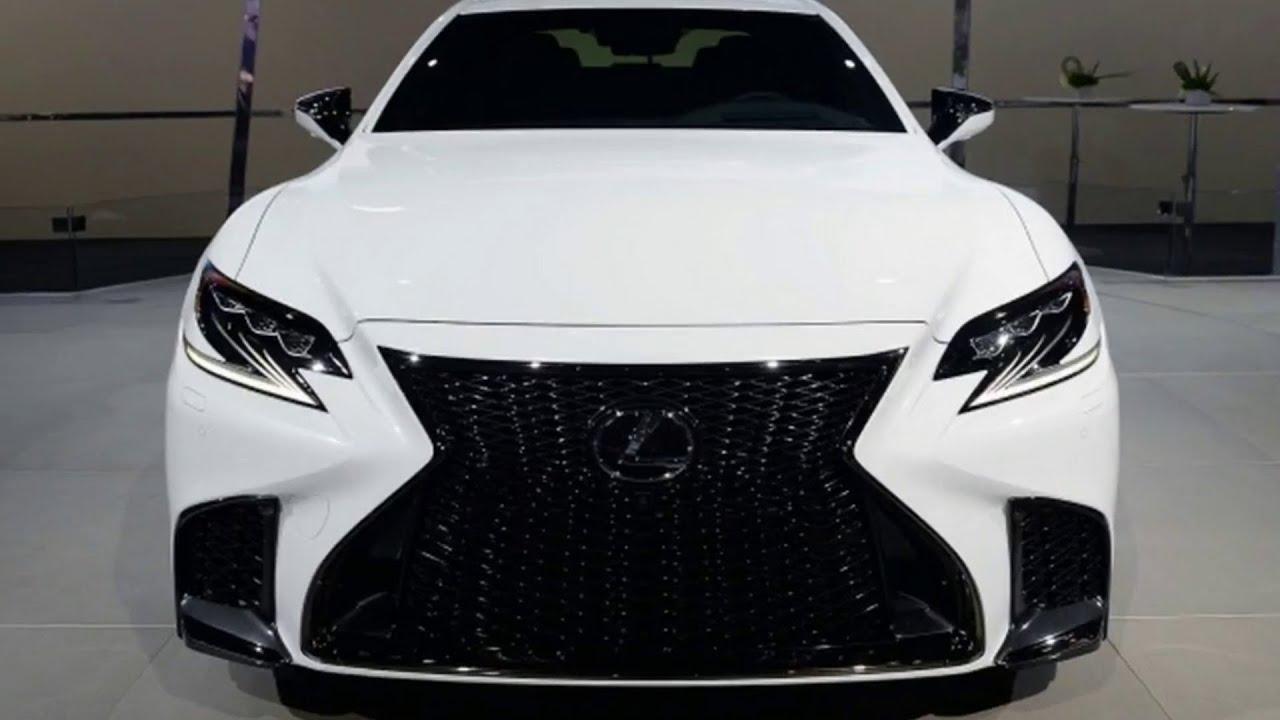 2019 Lexus Ls 500 F Sport Ultimate Japanese Luxury Sedan Youtube