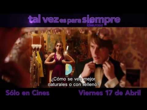Tal Vez Es Para Siempre - Love, Rosie - Spot Subtitulado (HD)