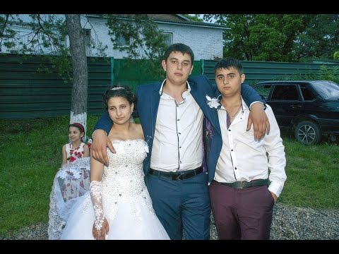 Веселая цыганская свадьба. Финал. Вася и Рузанна. Часть 17