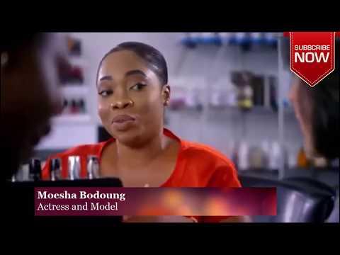Ghanaian Model and Actress Moesha Boduong shocks CNN Host Christiane Amanpour in a short interview