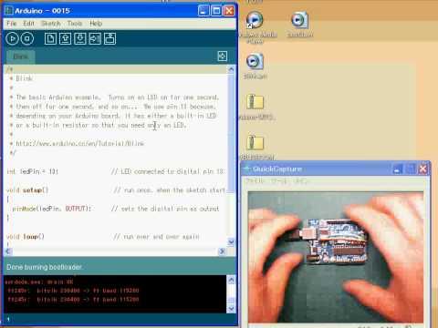 FDTI Bitbang method under the Arduino-IDE