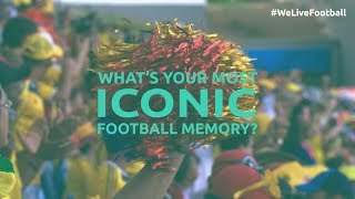 What's your most iconic football memory thumbnail