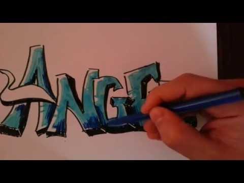 Drawing a Graffiti
