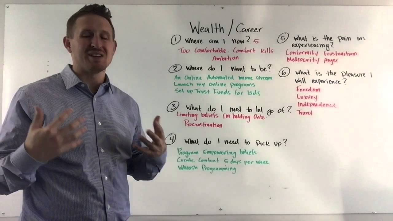 How to become a millionaire in 90 days - YouTube