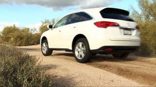 Driving Sports TV - 2013 Acura RDX Reviewed