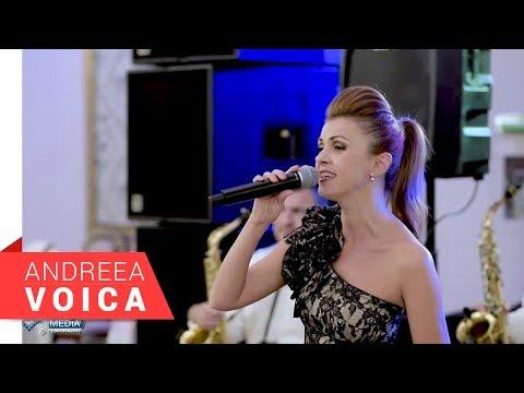 Andreea Voica - Jos palaria pentru femei & Ascultari Live 2017