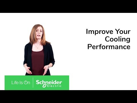 Improve Your Cooling Performance to Optimize Your Data Center Operations