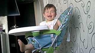 Приколы с детьми Смех ребенка Children laugh)))