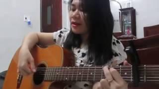 Cánh hồng phai guitar