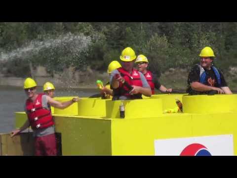 Sourdough River Raft Race