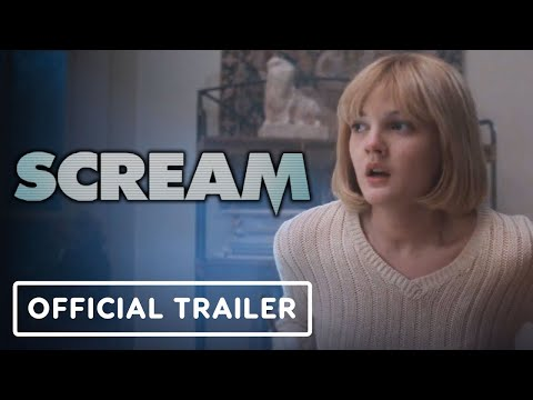 Scream 25th Anniversary - Official 4K Remastered Trailer (Neve Campbell, Drew Barrymore)