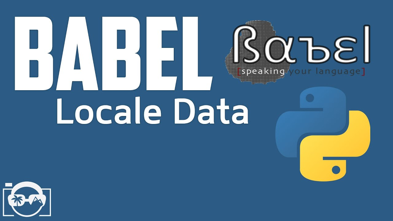 Download Babel in Python - Learn how to use locale data in Babel for Python