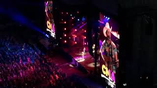 Jon Pardi at Nissan Stadium - CMA Fest 2018 - video 1