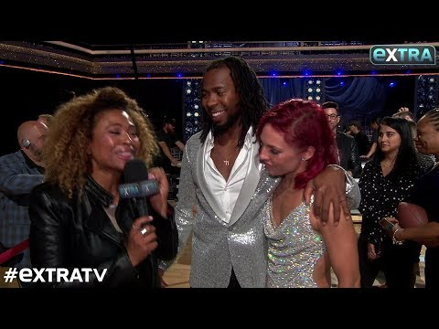 Josh Norman and Sharna Burgess on Their 'DWTS' Journey