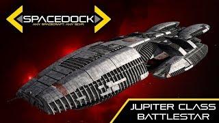 Video Battlestar Galactica: Jupiter Class Battlestar - Spacedock download MP3, 3GP, MP4, WEBM, AVI, FLV November 2017