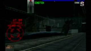 Silent Scope 3 - Final Confrontation - Part 1