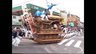 2004年の草部地区・菱木地区祭礼動画 thumbnail