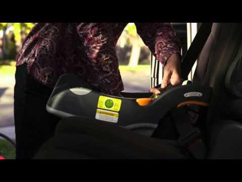 Cmo instalar una silla de bebs para el auto hacia atrs