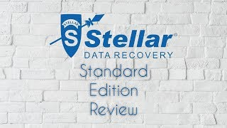 Stellar Data Recovery Standard | Product Review