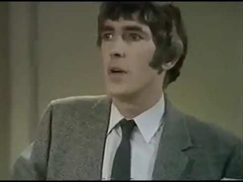 Peter Cook in BBC Play - Mill Hill by John Mortimer 1972