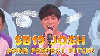 SB19 Josh Joins The Perfect Pitch Game [Aja Aja Tayo S2] [EP-7]