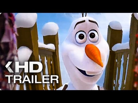 OLAF'S FROZEN ADVENTURE Trailer (2017)