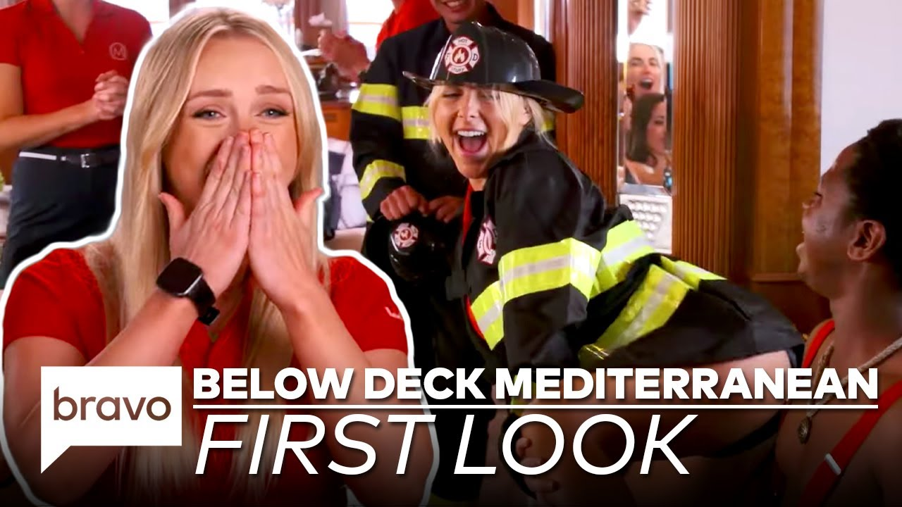 Download Your First Look at Below Deck Mediterranean Season 6 | Bravo