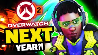 Overwatch 2 NEXT YEAR?! - Blizzcon 2020 CANCELLED! + New Lore!