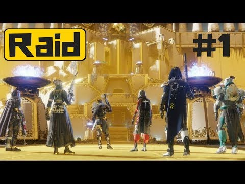 Completing Royal Pools - Destiny 2: Leviathan Raid