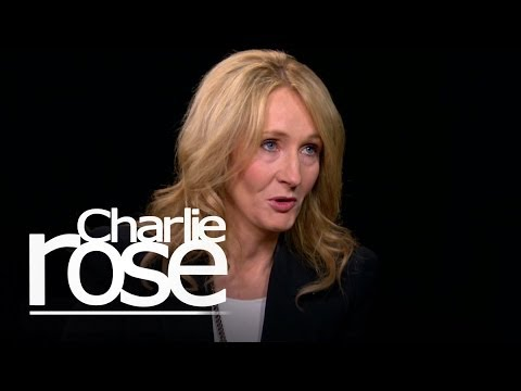 Excerpt of Charlie Rose with author J.K. Rowling | Charlie Rose