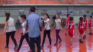 U-13 девочки Белозёрка - Верхний Рогачик (1 ч.) 6.05.2017