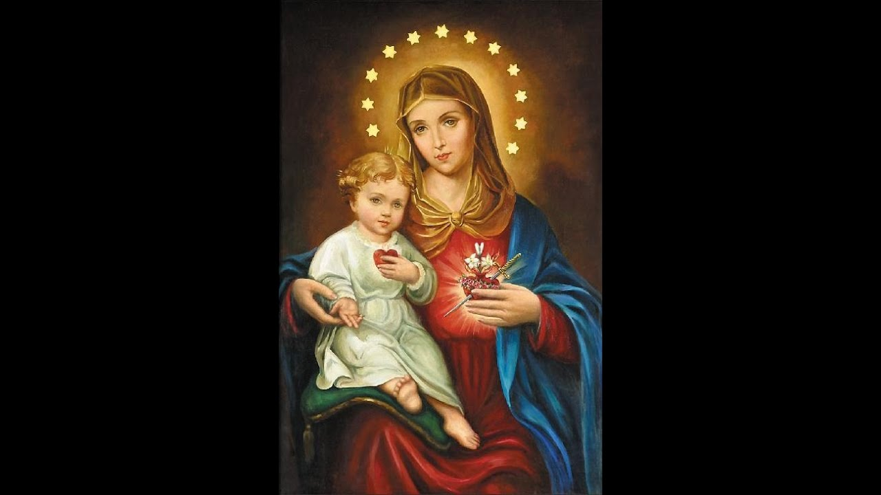 Image result for total consecration to mary