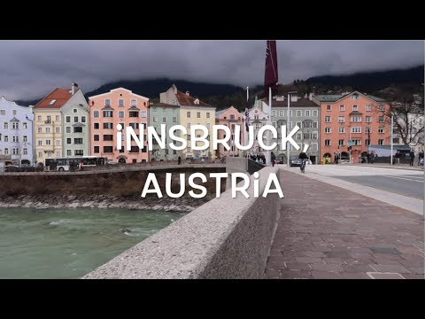 Jalan-jalan Innsbruck, Austria & Neuschwanstein Castle, Jerman (Easter Weekend Vlog Part 1)