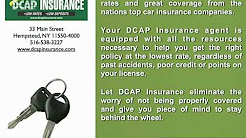 Affordable Auto Insurance From DCAP