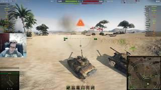 ЖУТКИЙ РАНДОМ, РОЗЫГРЫШ ГОЛДЫ World of Tanks