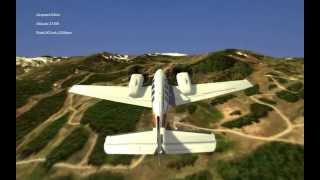 Fly Through Mt. Ranier : Quick flight sim prototype using Unity3d, World Composer, and unityFS