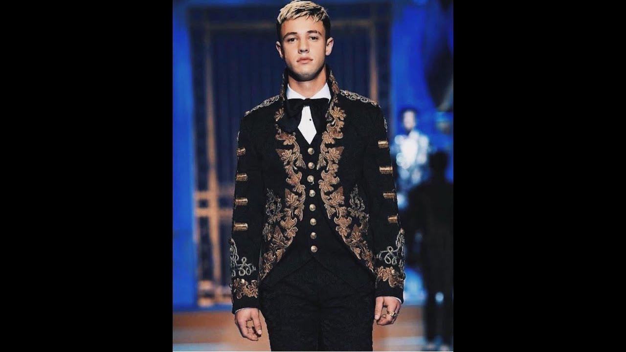 857fc0a0 Cameron Dallas in Milan @Dolce & Gabbana FashionShow !!! - YouTube