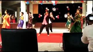 MANAVALAN VARAPORARU |dance by #KINGS_ENGINEERING_COLLEGE IT department girls