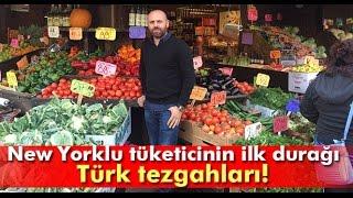 New Yorklu Tüketicinin İlk Durağı Türk Tezgahları