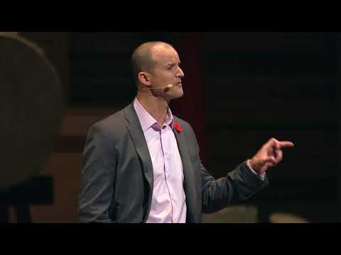 How Violence Begets Violence   Alastair Luft   TEDxCalgary