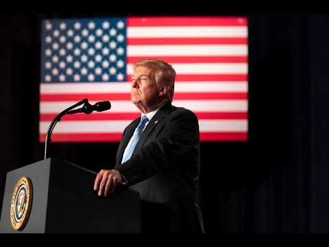 President Trump Delivers Remarks on Modernizing Our Immigration System for a Stronger America
