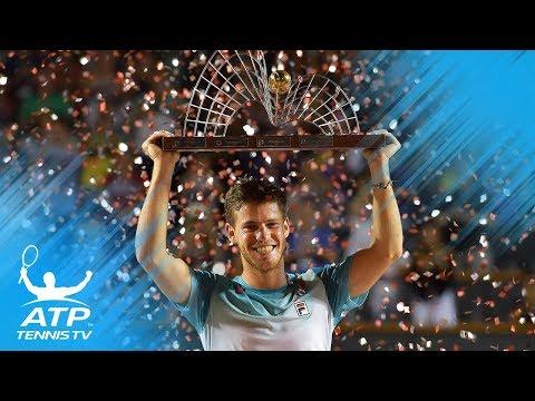 Diego Schwartzman Wins Biggest Career Title | Rio Open 2018 Final Highlights