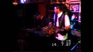 Tim Mitchell Trio at Waikiki Pub - Palma de Mallorca - 1997