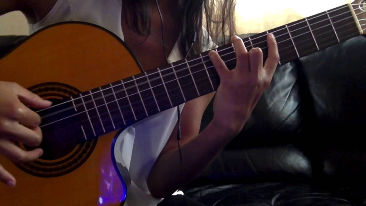 one ok rock hard to love new song guitar cover youtube. Black Bedroom Furniture Sets. Home Design Ideas