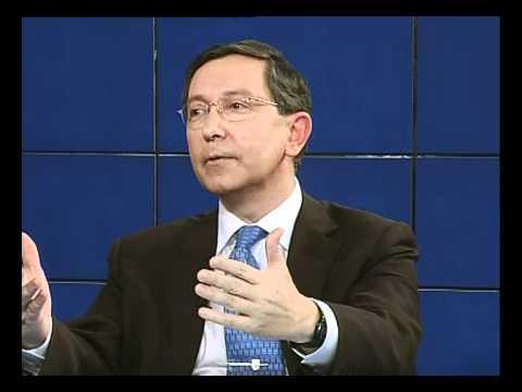El profesor Jaime Nubiola de la Universidad de Navarra, en Canal4 Navarra.