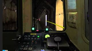 OpenBVE NYC Subway D Train R46 Full Route