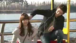 [Dream High Special Concert] Taecyeon & Suzy Dream High BTS Cut Part 1/2