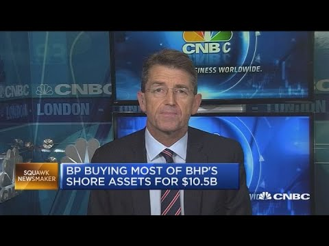 BP to buy BHP shale assets for more than $10 billion: BP CFO
