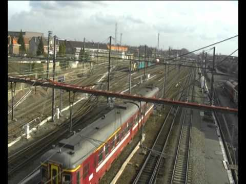 Merelbeke en Gentbrugge Belgium part1
